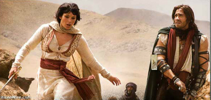 Prince Of Persia The Sands Of Time Pathfinder Tv